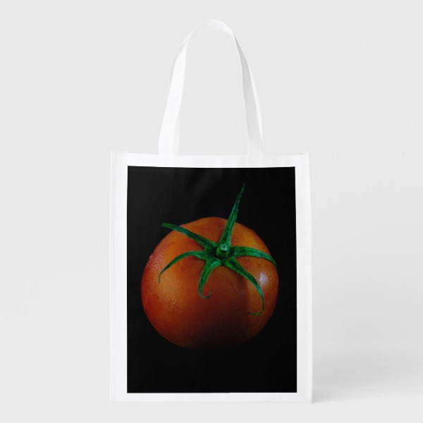 Reusable Grocery Bag – Tomato
